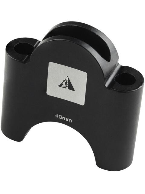 Profile Design Bracket 40mm zwart